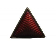 """Петличная эмблема """"треугольник"""""""