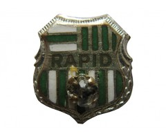 Знак футбольного клуба Рапид