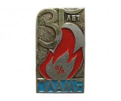 Пионерский лагерь Пламя 35 лет