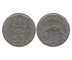 Португалия 50 эскудо 1986 года