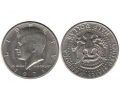 США 1/2 доллара 1971 года