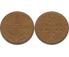 Португалия 1 эскудо 1969 года