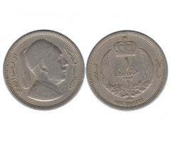 Ливия 1 пиастр 1952 года