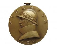 Бельгия медаль в память правления короля Альберта I