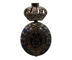 Бельгия трудовая медаль (фрачник)