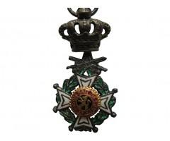 Бельгия орден Леопольда 1 (фрачник)