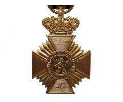 Бельгия воинский знак отличия (тип 1952 года)