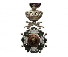 Бельгия Орден Леопольда I с мечами (степень кавалера).