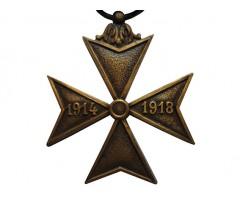 Бельгия крест Депортированных 1914-19188 гг.
