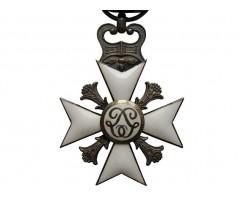 Гражданский Знак Отличия.Крест 2-класса.(за выслугу)