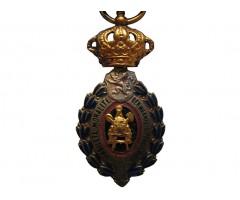 Бельгия Трудовая медаль (золотая степень)