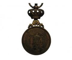 Медаль Королевской Федерации бывших унтер-офицеров.