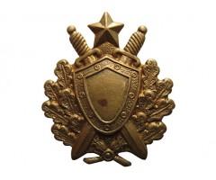 Знак на головной убор прокурорских работников