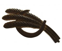 Петличная эмблема земледельческих училищ