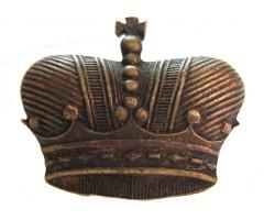 Корона на погон или эполет