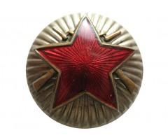 Знак на головной убор ВОХР