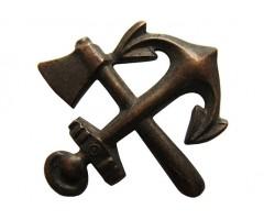 Петличная эмблема НКПС