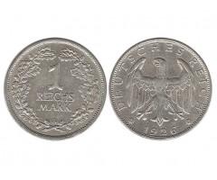 Германия 1 марки 1926 года А