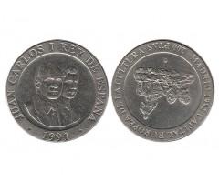 Испания 200 песет 1991 года