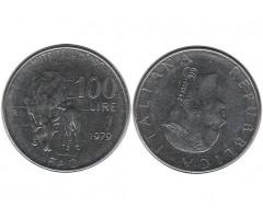 Италия 100 лир 1979 года