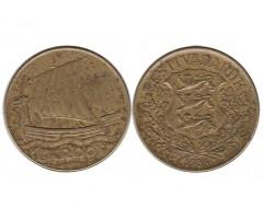 Эстония 1 крона 1934 года