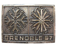 Гренобль 1967