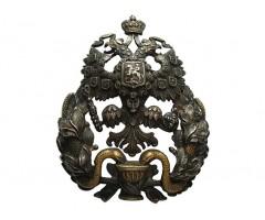Нагрудный знак военного врача РИА