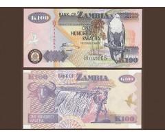 Замбия 100 квача 2009 года