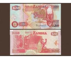 Замбия 50 квача 2008 года