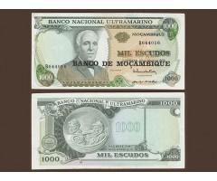 Мозамбик 1000 эскудо 1976 года