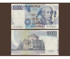 Италия 10000 лир 1984 года