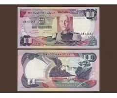 Ангола 1000 эскудо 1972 года