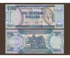 Гайана 100 долларов 2006 года