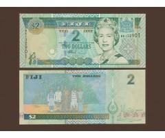 Фиджи 2 доллара 2002 года