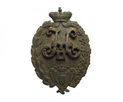 Знак 16-го пехотного Ладожского полка