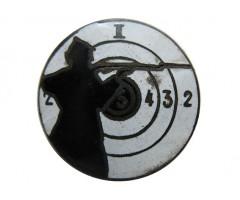 Знак классный стрелок 1 класса