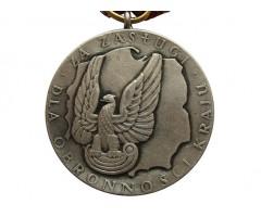 Польша медаль за заслуги в защите страны