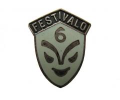 6-й фестиваль 1957 года