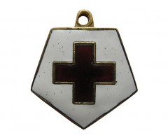 Памятный жетон Красный Крест