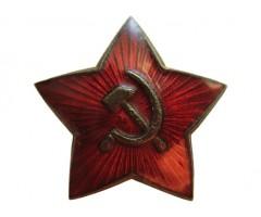 Звезда на головной убор
