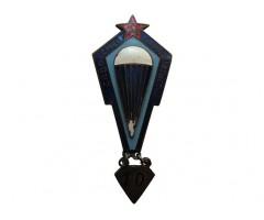 Спортсмен парашютист