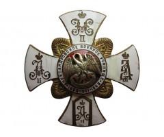 Нагрудный знак об окончании Александровского военного училища
