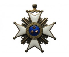 Орден Трех звезд 3-й степени.
