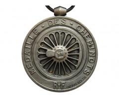 Франция почетная  медаль железных дорог