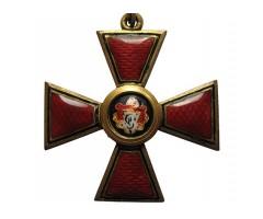 Орден Святого Равноапостольного Князя Владимира 4 степени (бронза)