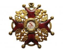 Орден Святого Станислава 3 степени
