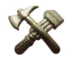Эмблема работников пожарной охраны