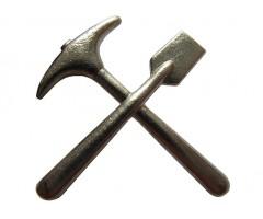 Эмблема саперных частей