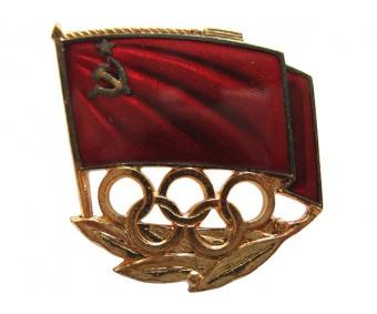 Знак члена олимпийской сборной