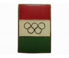 Значок олимпиада Венгрия